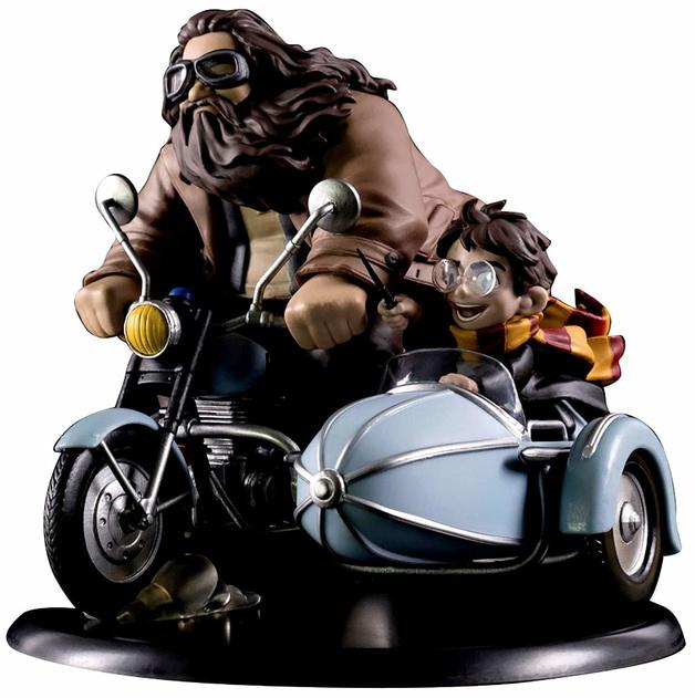 Harry Potter: Harry & Hagrid - Q-Pop Vinyl Figure