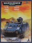 Warhammer 40,000 Space Marine Razorback