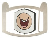Adventure Time Reversible Belt Buckle