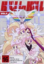 Kill La Kill - Volume 04 on DVD