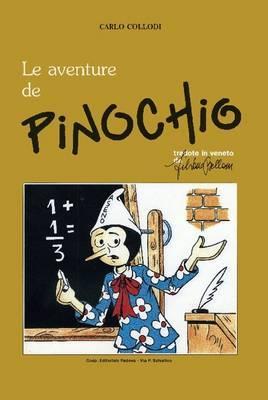 Le Aventure De Pinochio by Silvano Belloni