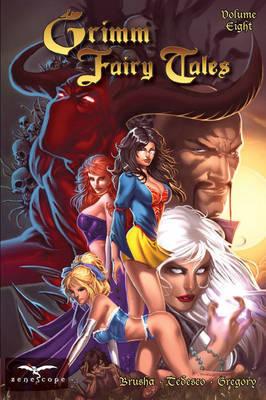 Grimm Fairy Tales Volume 8 by Joe Brusha