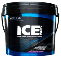 Horleys ICE Whey Protein Isolate - Swiss Chocolate (3kg)