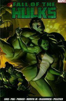Fall Of The Hulks Vol.1 by Jeph Loeb