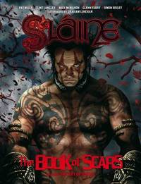 Slaine: The Book of Scars by Pat Mills