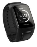 TomTom Spark GPS Fitness Watch - Black (Large)