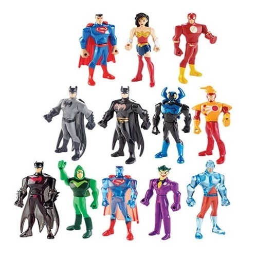 Justice League: Action Mighty Mini (Blind Bag) image