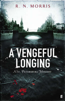 A Vengeful Longing by R.N. Morris image