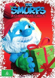 The Smurfs: A Christmas Carol on DVD image