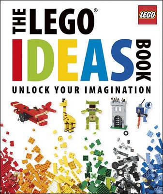 The Lego Ideas Book (US Ed.) by Daniel Lipkowitz