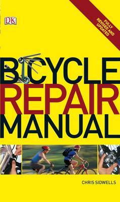 Bike Repair Manual by Chris Sidwells image