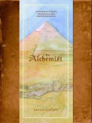 The Alchemist : Gift Edition (illustrated) by Paulo Coelho