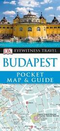 Budapest Pocket Map and Guide by DK Travel