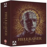 Hellraiser Trilogy [UK Import] on Blu-ray