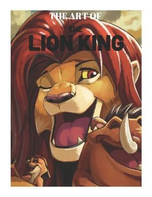 The Art of The Lion King by Various Artists