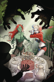 Harley Quinn & Poison Ivy - #3 (Cover A) by Jody Houser image