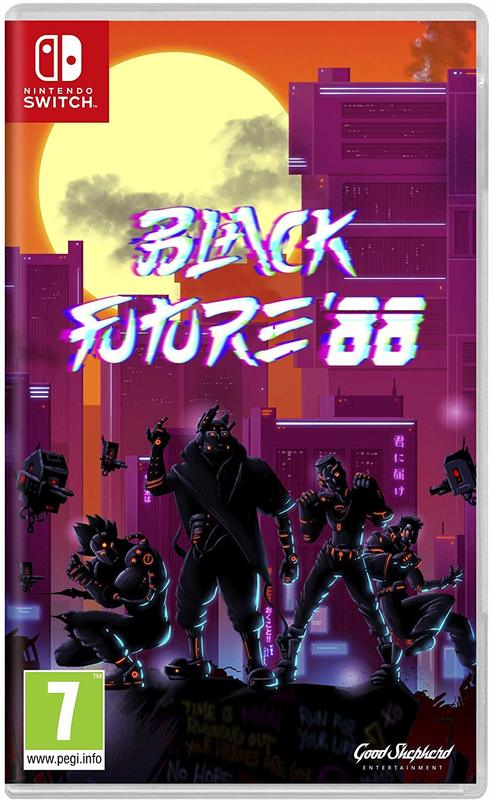 Black Future '88 for Switch