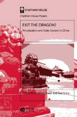 Exit the Dragon? image