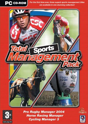 Total Sports Management Pack for PC Games image