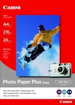 Canon PP101A4 Photo Paper Plus Glossy 50 pk