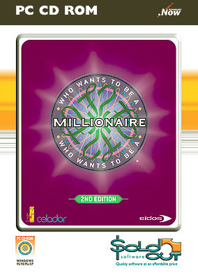 Who wants to be a Millionaire: 2nd Edition for PC Games
