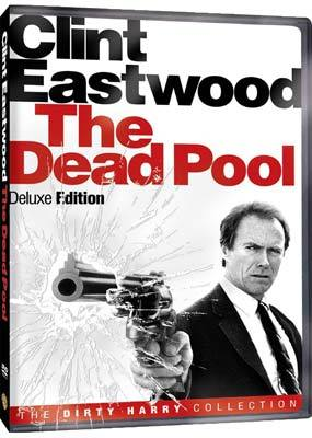 The Dead Pool - Deluxe Edition on DVD