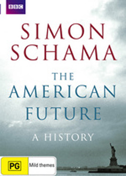 American Future - A History by Simon Schama (2 Disc Set) on DVD