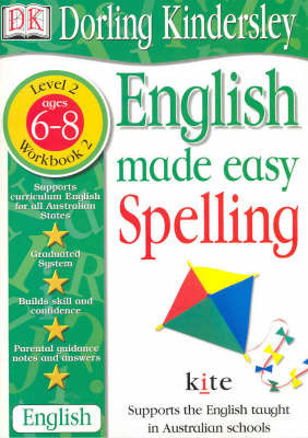 English Made Easy: Spelling: Level 2, Workbook 2 by Dorling Kindersley