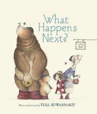 What Happens Next? by Tull Suwannakit