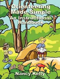 Orienteering Made Simple An Instructional Handbook by Nancy Kelly image