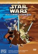 Star Wars - Clone Wars: Vol. 1 on DVD