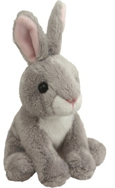 Antics - Wild Mini Grey Rabbit - 12cm