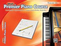 Premier Piano Course Theory, Bk 1a by Dennis Alexander