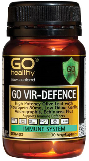 Go Healthy: GO Vir-Defence (30 Capsules) image