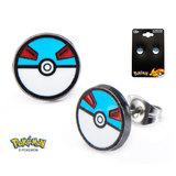 Pokemon Great Ball Earrings