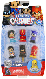 Ooshies: Justice League - 7 Pack