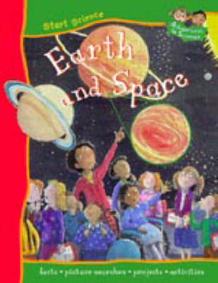 START SCIENCE EARTH & SPACE