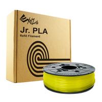 Da Vinci Filament For Mini Maker/Jr - PLA Refill Pack (Yellow) image