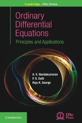 Ordinary Differential Equations by A. K. Nandakumaran