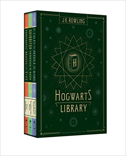 Hogwarts Library - Boxed Set by J.K. Rowling image
