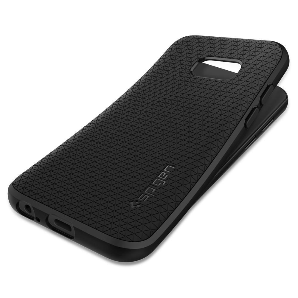 Spigen: Galaxy A3 - Liquid Air Case (Black) image