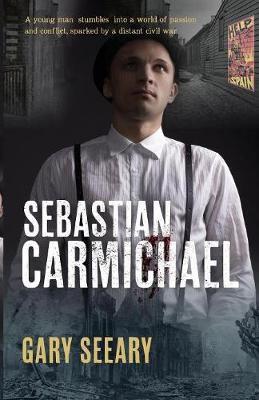 Sebastian Carmichael by Gary J Seeary