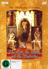 The Chronicles Of Narnia - The Lion, The Witch And The Wardrobe (BBC) on DVD image