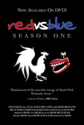 Red vs. Blue - Season One on DVD