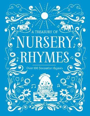 A Treasury of Nursery Rhymes by Parragon Books Ltd image