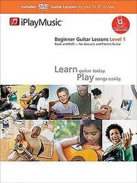 Beginner Guitar - Level 1 (Book And DVD) by Quincy Carroll image