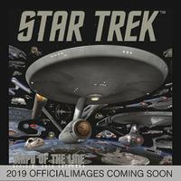 Star Trek: Ships of the Line 2019 Square Wall Calendar
