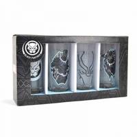 Black Panther Shot Glasses - Set Of 4