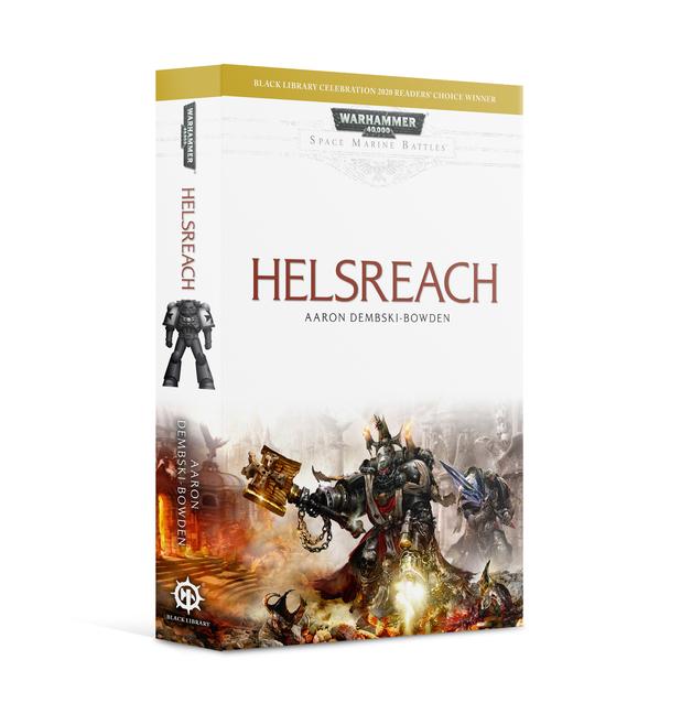 Helsreach (Pb) (Readers Choice 2020)