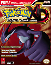 Pokemon XD: Gale Of Darkness - Prima Official Guide for GameCube